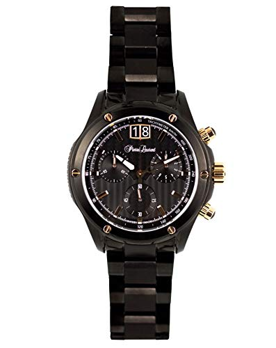 Pierre Laurent Swiss Made Mens Performance Chronograph Watch