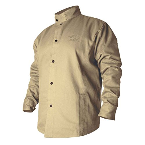 Cotton Welding - BSX Flame Resistant Cotton Welding Jacket