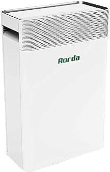 Aorda True HEPA Filter Air Cleaner with Quiet Sleep Mode