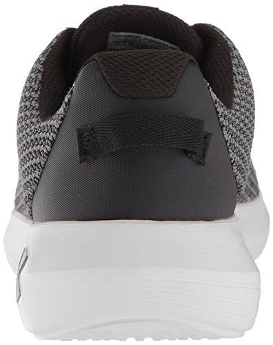 Men's Armour Black Sneaker Ripple Graphite Under 7 004 fBxSq5