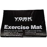 York Fitness York-60225 Tri-Fold Exercise Mat, Multi Color