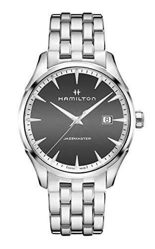 Hamilton-H32451181-Silver-40mm-Stainless-Steel-Jazzmaster-Mens-Watch