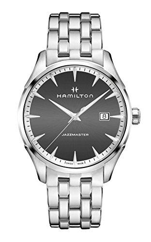 Hamilton-H32451181-Silver-40mm-Stainless-Steel-Jazzmaster-Mens-Watch
