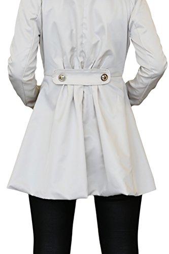 Trench Beige XL SODACODA Hourglass XS Coat Women`s E1vTxAWqz