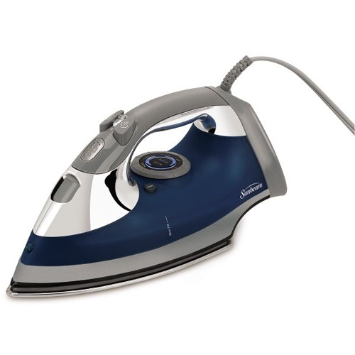 Sunbeam GCSBDG-103 Digital GLO Soft Touch Iron