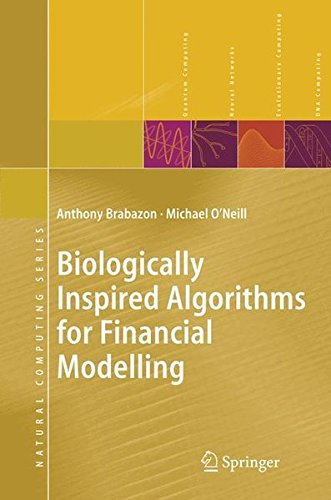 Biologically Inspired Algorithms for Financial Modelling (Natural Computing Series)