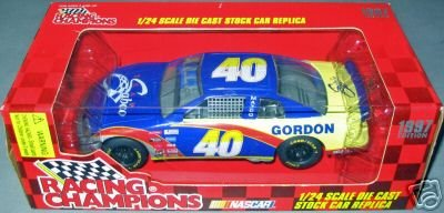 - Racing Champions 1997 1/24 ROBBY GORDON #40 Sabco Racing