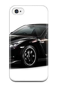 Chris Mowry Miller's Shop Premium Nissan Gt R Specv 2 Back Cover Snap On Case For Iphone 4/4s