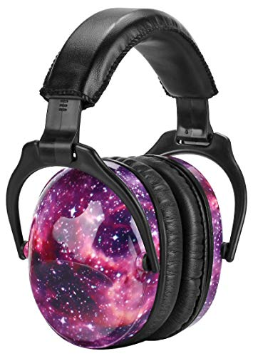 ZOHAN 030 [Upgraded] Nebula Ear Protection for Toddlers to Teens, Ultra Comfortable Noise Reduction Earmuffs