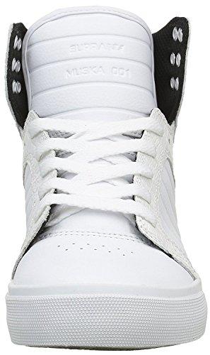 white Hautes Baskets White Skytop Femmes croc Supra Womens w7An0Rqx1