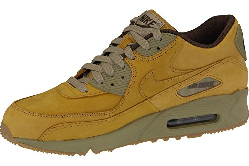 Nike Air Max 90 Winter Prm, Zapatillas de Running para Hombre Bronze/Bronze-Baroque Brown