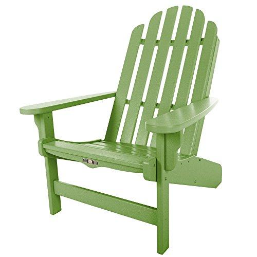 Original Pawleys Island DWAC1LM Durawood Essentials Adirondack Chair, Lime