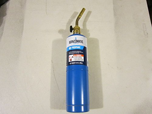 (CRL Complete Propane Torch Kit UL100)