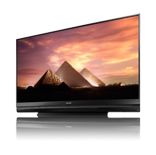 41lKyE5 GPL amazon com mitsubishi wd73642 73 inch 3d dlp home cinema hdtv  at creativeand.co