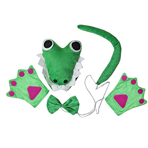 Kirei Sui Crocodile Costume Set ()