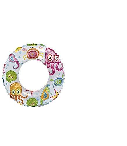 Intex Recreation 59230EP Lively Print Swim Ring 20, assorted designs
