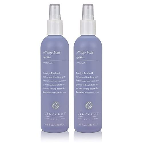 Hot Elucence All Day Hold Spritz, 55% VOC, 10-Ounce (2-Pack)