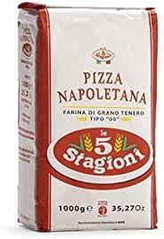 Farinha Le 5 Stagioni tipo 00 Napolitana 1kg