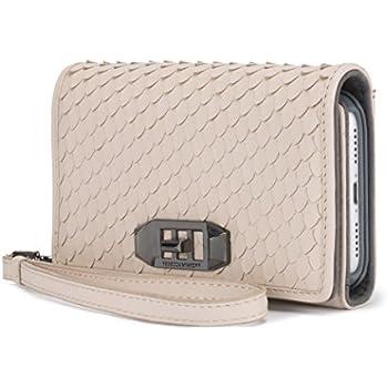 info for 38cfc 180cb Amazon.com: Rebecca Minkoff Love Lock Wristlet for iPhone X - Nude ...
