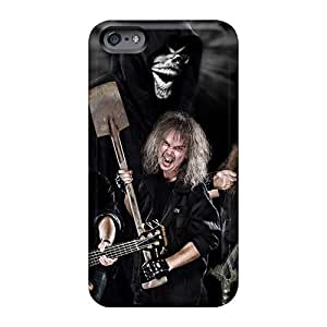 Anti-Scratch Cell-phone Hard Covers For Iphone 6plus (TnK15169sEGU) Support Personal Customs Attractive Grave Band Series