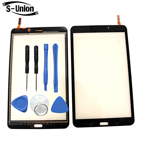 S-Union New Replacement Touch Screen Digitizer for Samsung Galaxy Tab 4 SM-T337A SM-T337V 8.0 (Comes with Tools )