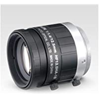 Fujinon HF12.5HA-1B 12.5mm F/1.4 Fixed Focal Lens for 2/3 CCD, C-Mount, Locking Iris/Focus, Industrial and Machine Vision