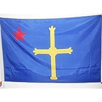 AZ FLAG Bandera de Asturias ASTURINA 150x90cm