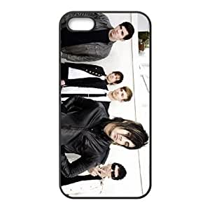 iPhone 4 4s Cell Phone Case Covers Black Lostprophets E5P3V