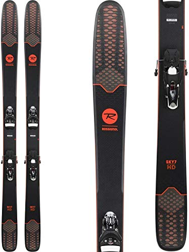 Rossignol New 2018 Men s Sky 7 HD Skis Look NX 12 Konect Dual WTR Bindings
