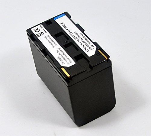 BP-945 12 Hr Battery for Canon BP945 BP-911 BP-911K BP-914 BP-915 BP-924 BP-927 BP-930 BP-930E BP-930R BP-941 BP-950 BP-955 C2 DM-MV1 M-MV10 E1 E2 E30 FV1 GL1 GL2 Optura Pi Ultura Vistura XL H1A H1S