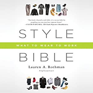 Style Bible Audiobook