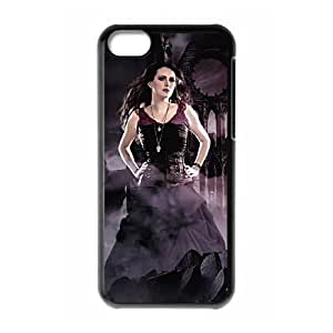 LJF phone case iphone 5/5s Phone Case Within Temptation F5K7659