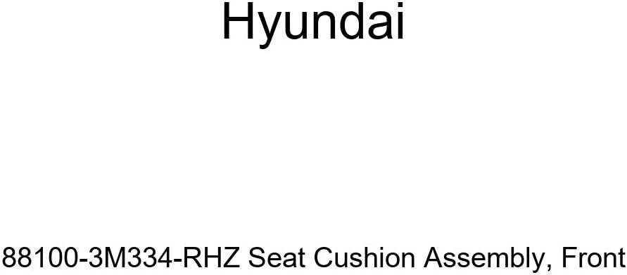Genuine Hyundai 88100-3M334-RHZ Seat Cushion Assembly Front