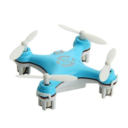 Cheerson CX - 10 Portable 2.4G 4CH 6 Axis Gyro RC Quadcopter Axis Drone Axis Quadcopter Blue