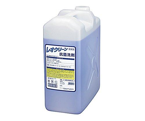 レオクリーン(施設病院向けランドリーシステム用洗剤) 抗菌洗剤 20L /7-4826-01 B079YYJVW3