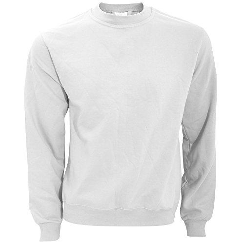 B B amp;c Blanc amp;c amp;c Homme Blanc Homme Sweatshirt B Sweatshirt SOWgRxX