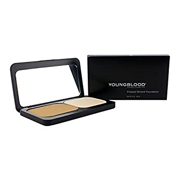 Youngblood Pressed Mineral Foundation, Toffee, 0.28 Ounce