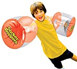 Socker Boppers Inflatable Boxing Pillows – One Pair Boppers – Clear Colors May Vary