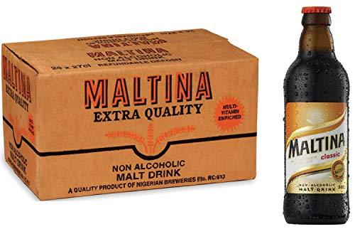 Maltina Non-Alcoholic Malt Drink 24*330ml