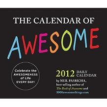 The Calendar of Awesome 2012 Daily Calendar