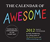 The Calendar of Awesome 2012 Daily Calendar