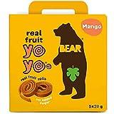Bear Nibbles Mango Bar Multi Pack 100g