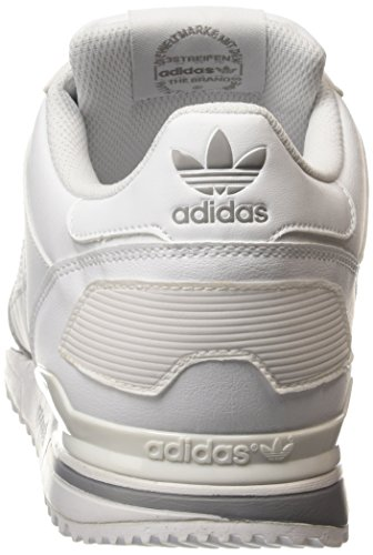 Adidas Originals Heren Zx 700 Sneakers Dampstaal Us13.5 Wit