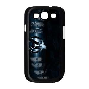 The Avengers Logo Samsung Galaxy S3 9300 Cell Phone Case Black JU0971469