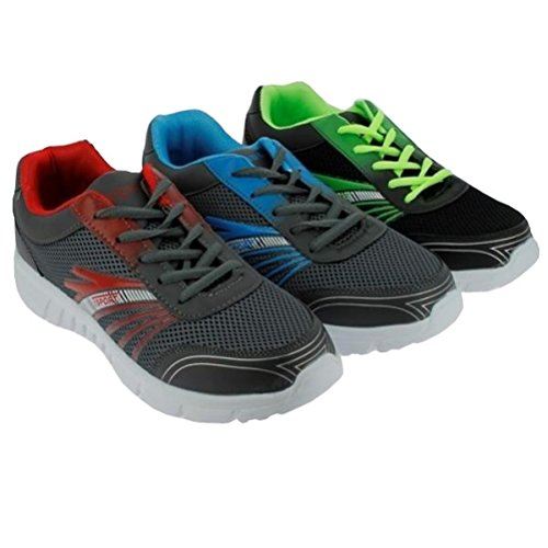 new product 7d287 18077 Magnus - Zapatillas para deportes de exterior de Material Sintético para  niño Gris - gris -