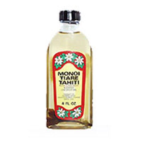 Monoi Tiare Tahiti Scented Coconut Oil with Sunscreen - 4 fl ()