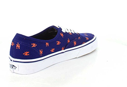 Vans York New Authentic Mets Blue wYwq4CS