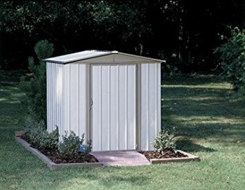 Arrow Sentry SY Storage Shed, 6 by -