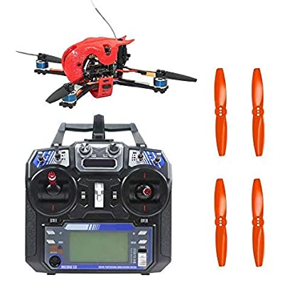 QWinOut Lefei137 137mm DIY FPV Drone Kit 3 Inch 2-3S Mini F4 ...