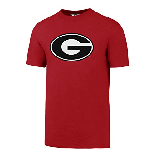 OTS NCAA Georgia Bulldogs Men's Rival Tee, XX-Large, (Georgia Bulldogs College Basketball)